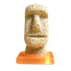 モアイタイル25 無色 15g×1個 モルタルマジック 砂 置物 オブジェ 砂像 他のメーカー商品との同梱不可 代引不可|gottuou-tottori