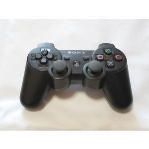 PS3 コントローラー DUALSHOCK3 ブラック ホワイト ブルー レッド【中古】