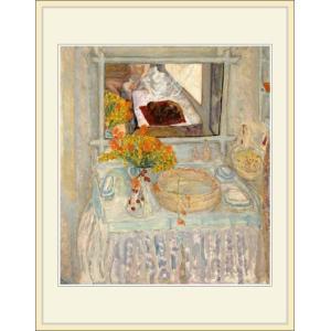 複製画・額縁付き・ボナール・「Dressing Table and Mirror」 goupil 02