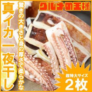 絶品の真いか一夜干し(2枚入 1袋)(いか イカ 烏賊) gourmet-no-ousama