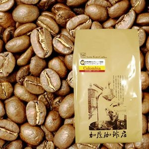 [500gお得袋]コロンビア世界規格Qグレード珈琲豆|gourmetcoffee