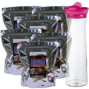 【ピッチャー付・お得用36バッグ入】魔法の水出しアイスコーヒーバッグ|gourmetcoffee
