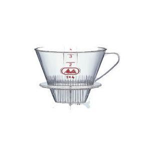 [お取り寄せ商品]コーヒーフィルター(ドリッパー)SF-M1×4/メリタ(Melitta)|gourmetcoffee