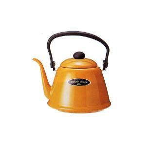 [お取り寄せ商品]細口コーヒーケトル2Lイエロー/カリタ(Kalita)|gourmetcoffee