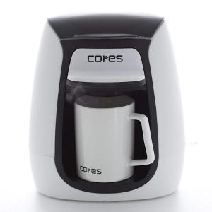 1カップコーヒーメーカーC311WH/cores(コレス)/グルメコーヒー豆専門加藤珈琲店|gourmetcoffee