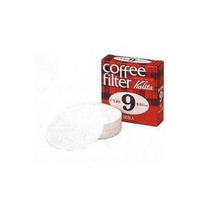 [お取り寄せ商品]丸型濾紙#9/カリタ(Kalita)|gourmetcoffee