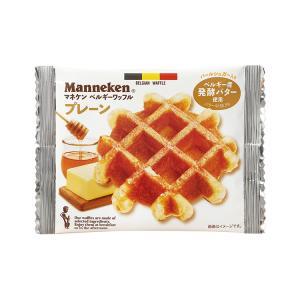 (1個)マネケンワッフル/プレーン|gourmetcoffee