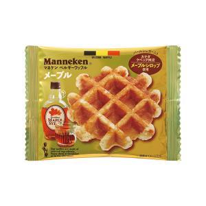 (1個)マネケンワッフル/メープル|gourmetcoffee