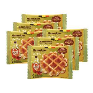 (6個)マネケンワッフル/メープル|gourmetcoffee