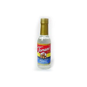 トラーニ社製バニラフレーバーシロップ|gourmetcoffee