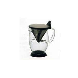 [お取り寄せ商品]ドリッパーポット カフェオール 2杯用 CFO-2B (HARIO)
