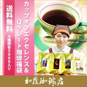 カップオブエクセレンス&Qグレード珈琲福袋[Cブラ・Cコロ・青・Qホン]/珈琲豆|gourmetcoffee