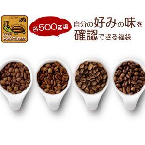 自分の好みの味を確認できる福袋(Qグァテ・KYOTO・クリス・鯱/各500g)|gourmetcoffee