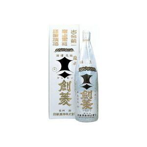 極上剣菱 1800ml 本醸造酒 剣菱酒造 兵庫 goyougura-okawa
