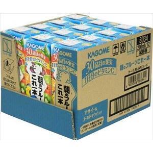 種類 野菜・果実ジュース 容量 200ml 12本入り 熱量 96kcal ( 200mlあたり )...