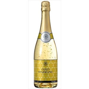 マンズ ゴールド スパークリングワイン 720ml 金箔入ワイン goyougura-okawa