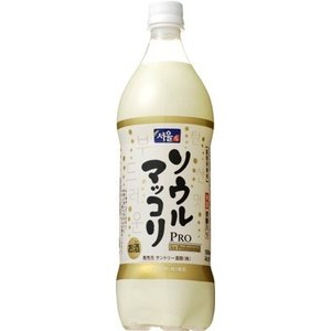 ソウルマッコリ 750ml ペット サントリー|goyougura-okawa