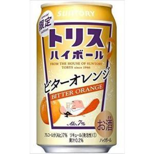 サントリー トリスハイボール ビターオレンジ 350ml×24本|goyougura-okawa