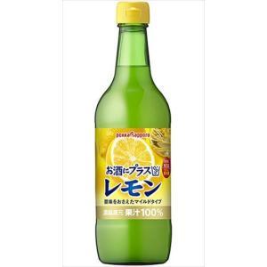 お酒にプラスレモン 540ml|goyougura-okawa