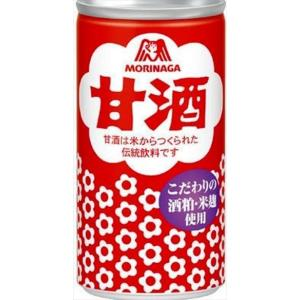 森永 甘酒 190g缶×30本 1ケース|goyougura-okawa