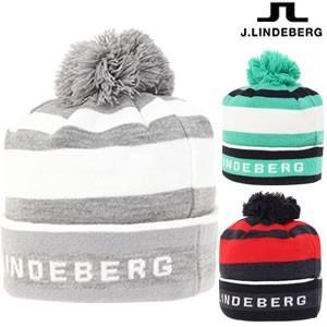ジェイリンドバーグ J.Lindeberg BorderBeanie ゴルフニットキャップ GolfKnitCap 073-56000|gp-store