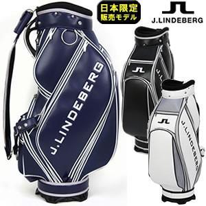 ジェイリンドバーグ J.LINDEBERG 日本限定販売キャディバッグ9.5型 47インチ対応 083-16900|gp-store