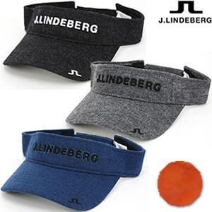 ジェイリンドバーグ J.Lindeberg メンズ ウール混サンバイザー 083-52900|gp-store