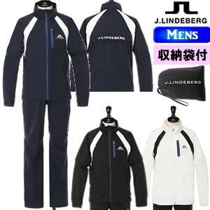 ジェイリンドバーグ J.LINDEBERG 高機能素材軽量レインスーツ Perfect Rain Suits メンズ 2018モデル 全3色 S-XL 083-77400|gp-store