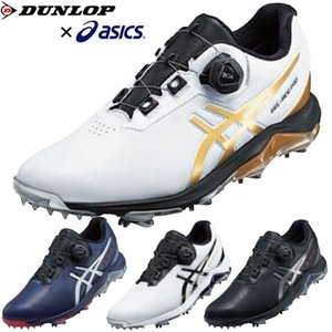 ダンロップ DUNLOP アシックス ASICS ゴルフシューズ ゲルエース プロ4 ボア  GEL-ACE PRO4 Boa (1113a002)|gp-store