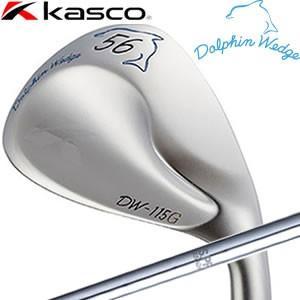 キャスコ Kasco ドルフィンウェッジ DOLPHIN WEDGE セミグースネックタイプ (DW-115G)(N.S.PRO 950 GHスチールシャフト)|gp-store