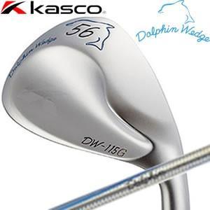 キャスコ Kasco ドルフィンウェッジ DOLPHIN WEDGE セミグースネックタイプ (DW-115G/カーボンシャフト仕様)|gp-store