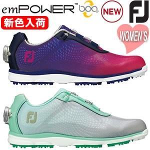 フットジョイ FOOTJOY  emPOWER エンパワー レディース ゴルフシューズ|gp-store
