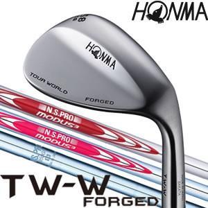 ホンマ 本間 ツアーワールド HONMA TOUR WORLD TW-W FORGED ウェッジ 【NSPRO950GH / MOUDUS TOUR 105 120 モーダス】 ※2017年モデル|gp-store