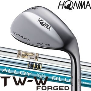 ホンマ 本間 ツアーワールド HONMA TOUR WORLD TW-W FORGED ウェッジ 【ダイナミックゴールド / AMT / ALLOYBLUE SORA】※2017年モデル|gp-store