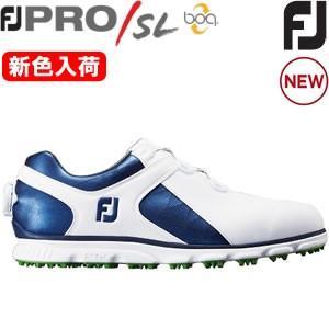 フットジョイ FOOTJOY  【新色入荷】FJ PRO/SL Boa  プロSLボアゴルフシューズ|gp-store