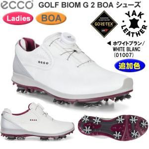 エコー ECCO ゴルフ バイオム ジー 2 ボア レディースゴルフシューズ GOLF BIOM G 2 BOA 全2色 23-25cm 101553|gp-store|02
