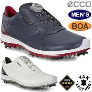 エコー ecco バイオム ジー2 メンズゴルフボア GTX シューズ BIOM G2 Mens Golf BOA GTX シューズ 2018 全2色 (130674)|gp-store