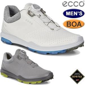 エコー ecco バイオム ハイブリット3 メンズゴルフボア GTX シューズ BIOM HYBRID3 Mens Golf BOA GTX シューズ 2018 全2色 (155814)|gp-store