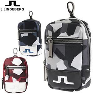 ジェイリンドバーグ J.LINDEBERG 日本限定販売デジカモ柄マルチミニポーチ Multi-Mini-Pouch 2018モデル 全3色 サイズW9×D4×H14cm 083-87302|gp-store