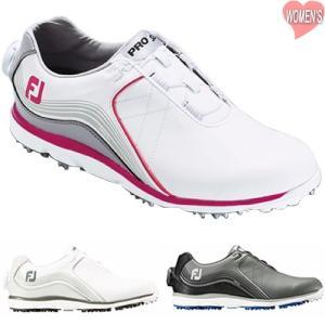 フットジョイ FOOTJOY PRO/SL Boa レディースゴルフシューズ 全3色 22.5-25cm|gp-store