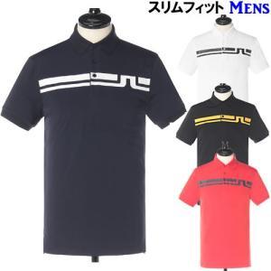 ジェイリンドバーグ J.LINDEBERG 高機能素材ブリッジマーク半袖ポロシャツ Extend Bridge Style メンズ 2019モデル 全4色 S-XL(スリムフィット) 071-29346|gp-store
