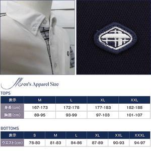 フィドラ FIDRAチェック柄ボタンダウン半袖ポロシャツ 2019春夏 M-XXL 全2色 FI51TG02|gp-store|03