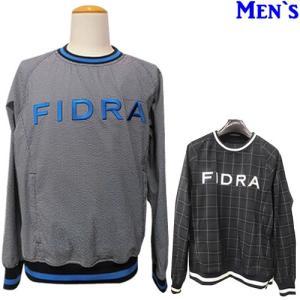 フィドラ FIDRA ストレッチサッカープルオーバー メンズ 2019春夏 M-XXL 全2色 FI51TY02|gp-store
