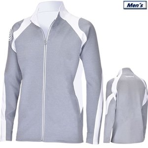 アプルラインド applerind アウタージャケット メンズゴルフウエア Outer Jacket 2019春夏 M-XL グレー JR1931|gp-store