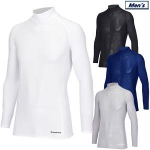 アプルラインド applerind ハイネックロングスリーブインナー メンズアンダーウエア High Neck Underwear 2019春夏 M-XL 全4色 JS1141|gp-store