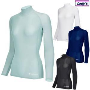 アプルラインド applerind ハイネックロングスリーブインナー レディースアンダーウエア High Neck Underwear 2019春夏 S-LL 全4色 JS5141|gp-store
