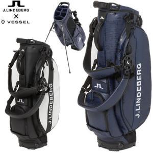 ジェイリンドバーグ J.LINDEBERG 9型スタンド式キャディバッグ M36A Play St Bag 073-13900※VESSELコラボ商品※|gp-store