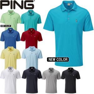 ピン PING ゴルフウェア リンカーン-J2半袖ポロシャツ LINCOLN-J2 2020モデル メンズ S-XL 全11色 34595|gp-store