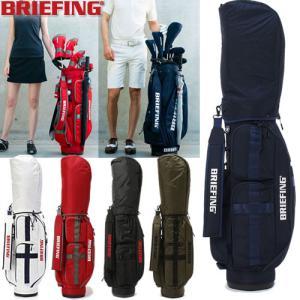 ブリーフィング BRIEFING ゴルフ オリジナルモデル軽量カート式キャディバッグ CR-6 BRG191D05|gp-store