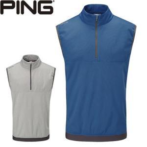 ピン PING ゴルフウェア インパクトベスト IMPACT VEST 2020モデル メンズ S-XL 全2色 PO3398|gp-store